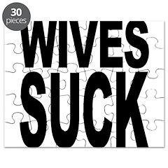 Wives Suck Puzzle