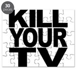 Kill Your TV Puzzle