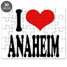 I Love Anaheim Puzzle