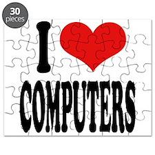 I Love Computers Puzzle