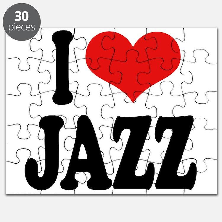 I Love Jazz Puzzle