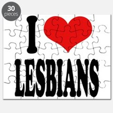 I Love Lesbians Puzzle