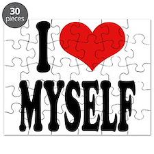 I Love Myself Puzzle