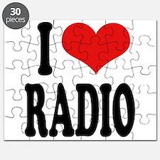 I Love Radio Puzzle