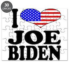 I Love Joe Biden Puzzle