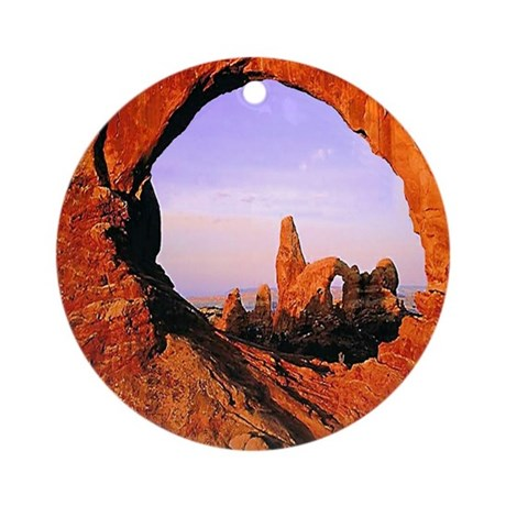 Arches National Park, Utah Ornament (Round)