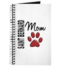 Saint Bernard Mom 2 Journal