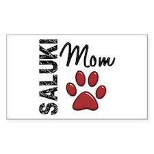 Saluki Mom 2 Decal