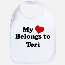 My Heart: Tori Bib