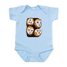 Design 3: The Owlets Infant Bodysuit