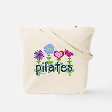 Pilates Garden by Svelte.biz Tote Bag