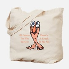 Perfect Crack Tote Bag
