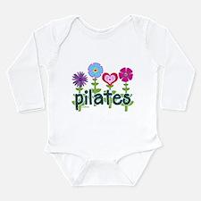 Pilates Garden by Svelte.biz Baby Suit