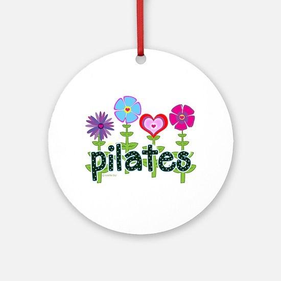 Pilates Garden by Svelte.biz Ornament (Round)