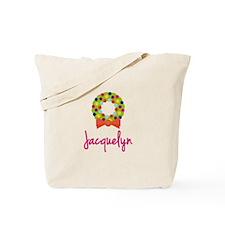 Christmas Wreath Jacquelyn Tote Bag