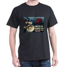 Occupy Wall St Bullhorn T-Shirt