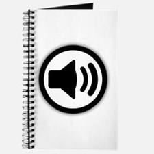 Audio Speaker Journal
