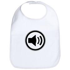 Audio Speaker Bib