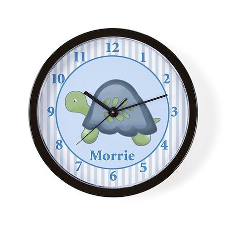 Turtle Reef Wall Clock - Morrie