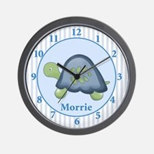Turtle Reef Wall Clock - Morrie