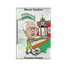 """Official Socialist 2"" Rectangle Magnet"