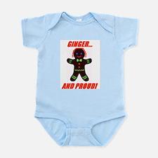 Ginger Pride Infant Bodysuit