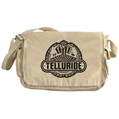 Telluride Old Shield Messenger Bag