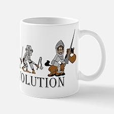 JoustEvolution Monkeys Mug