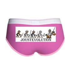 JoustEvolution Monkeys Women's Boy Brief