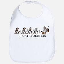 JoustEvolution Monkeys Bib