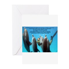 Authentic Human Experience Greeting Cards (Pk of 2