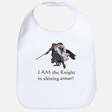 Your-head-here Knight Bib