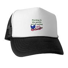 Cute Nursing school Trucker Hat