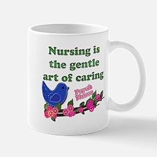 Unique Psych nurse Mug