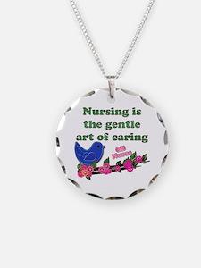 Cute Ob nurse Necklace