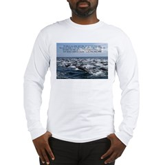 UnDefine Your Mind Long Sleeve T-Shirt