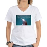 Special Agent Women's V-Neck T-Shirt