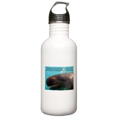 Smile Water Bottle
