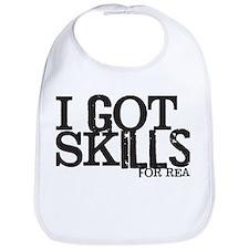 I Got Skills Bib