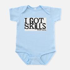 I Got Skills Infant Bodysuit