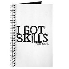 I Got Skills Journal