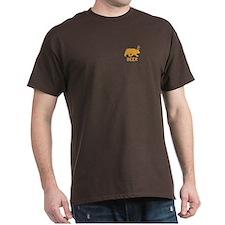 Bear + Deer = Beer T-Shirt