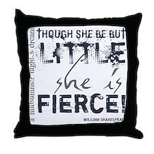 Midsummer Throw Pillow