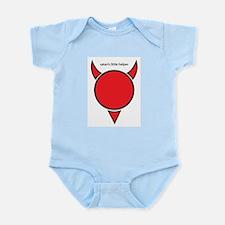 Satan's Little Helper Infant Creeper