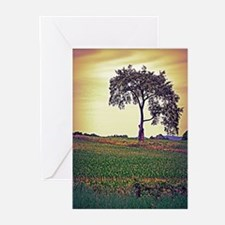 Tree Art Greeting Cards (Pk of 20)