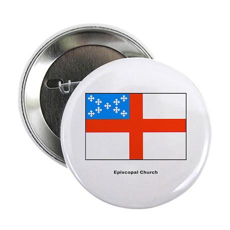 """Episcopal Church Flag 2.25"""" Button (10 pack)"""