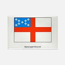 Episcopal Church Flag Rectangle Magnet