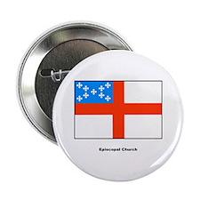 Episcopal Church Flag Button