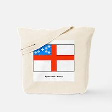 Episcopal Church Flag Tote Bag