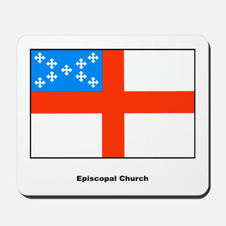 Episcopal Church Flag Mousepad